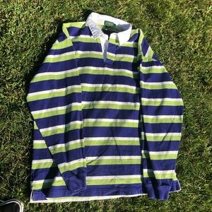 J.crew polo shirt LT